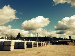 Dryscape Materials - Sonoma County Landscape Materials Supplier - Bunkers 2